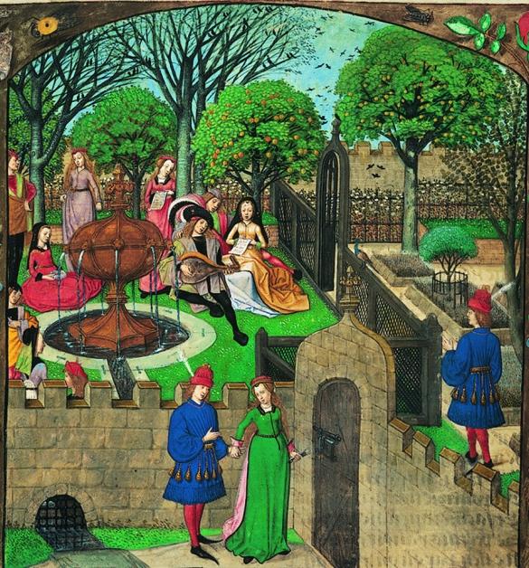 medieval-le-roman-de-la-rose-1500