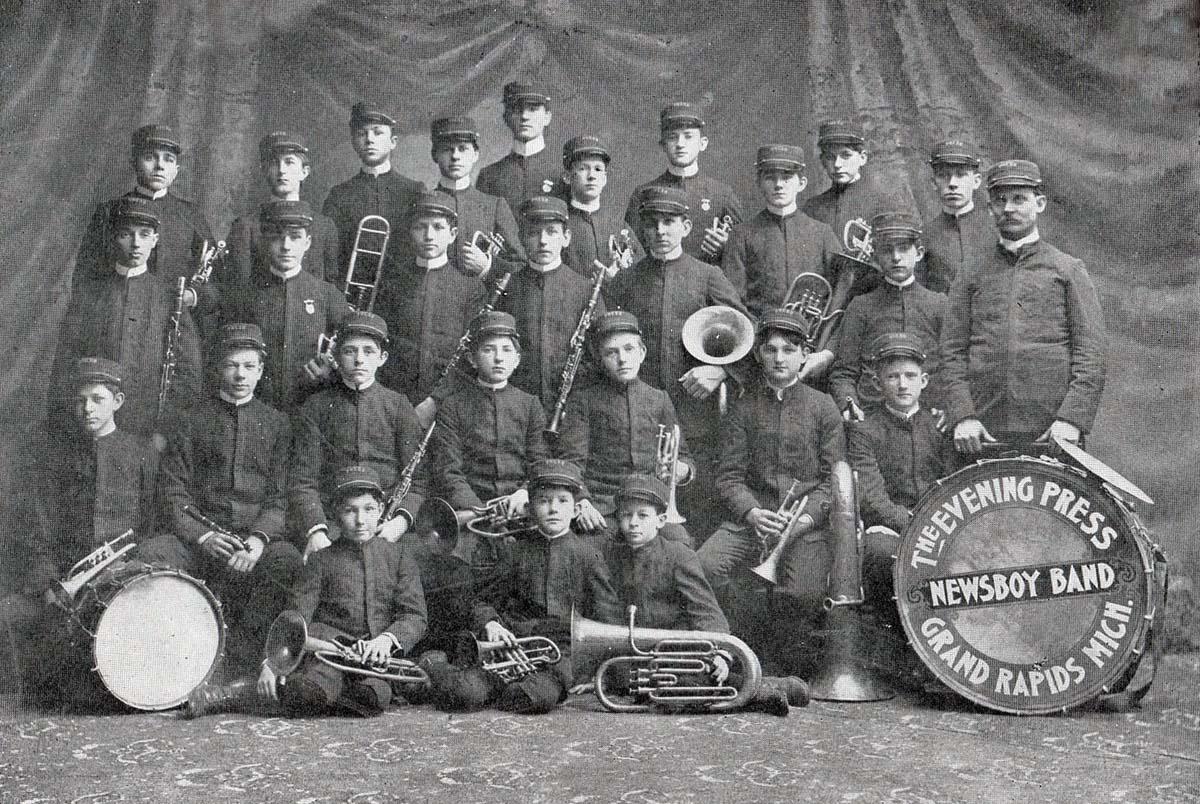 band - Grand Rapids