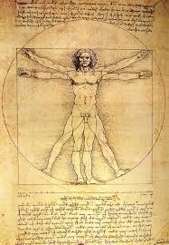 Leonardo da Vinci - Vitruvian Man 1490